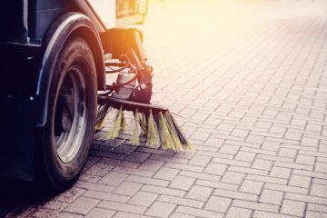 Verkehrssicherungspflicht – Reinigung einer selbst verschmutzten öffentlichen Straße