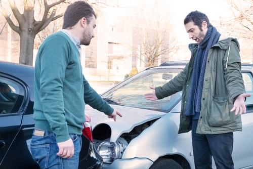 Verkehrsunfall - Schadensersatzanspruch des Auffahrenden