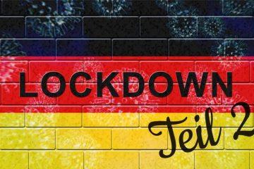 Zweiter Corona Lockdown – Rechtlicher Rahmen
