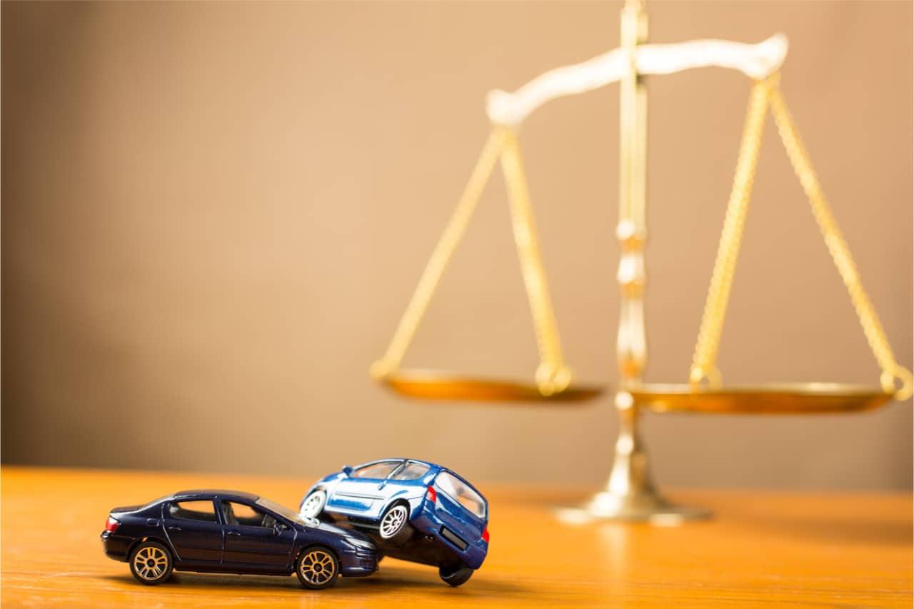 Regulierung von Verkehrsunfällen