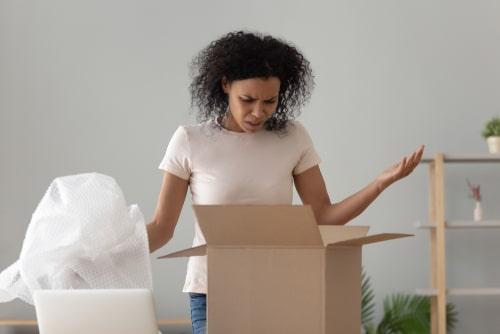 Online bestellte Ware defekt oder mangelhaft? Was tun?