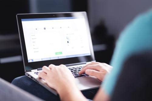 Internetformular - Anrede von Personen mit nicht-binärer Geschlechtsidentität