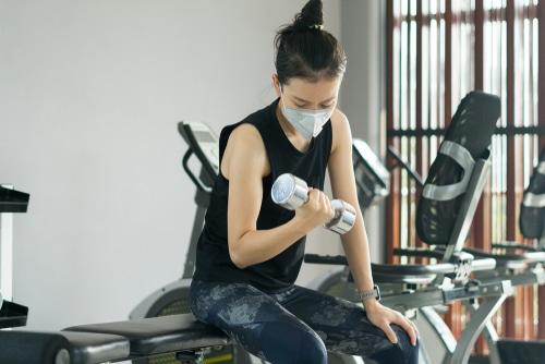 Infektionsschutzrechtliche Verordnung - Fitnessstudios - vorläufiger Rechtsschutz
