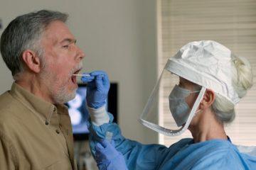 Corona-Pandemie – Nachweis von Infektionen anhand von PCR-Tests