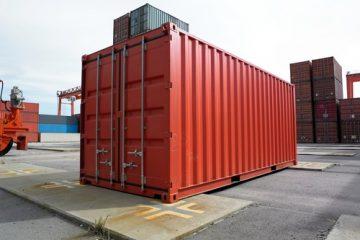 Herausgabe und Schadensersatz bezüglich auf fremdem Grundstück abgestellter Container