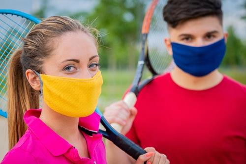 Corona-Pandemie – Infektionsschutz - Tennis in der Halle bleibt verboten