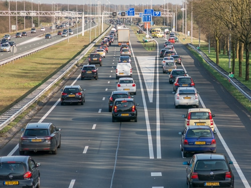 Verkehrsunfall – Niederlande - Schmerzensgeld