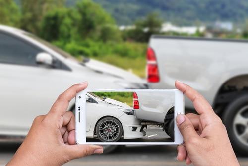 Verkehrsunfall - Beweis des ersten Anscheins bei Auffahrunfall