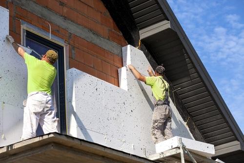 Schadensersatz wegen mangelhafter Dämmung einer Gebäudeaußenwand