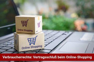Kanzlei Kotz klärt auf: Der Vertragsschluss im Internet und Ihre Rechte als Verbraucher