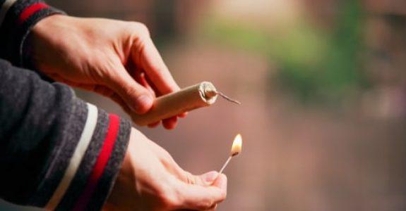 Unsachgemäß gezündeter Feuerwerkskörper – Verletzung eines Dritten - Haftung