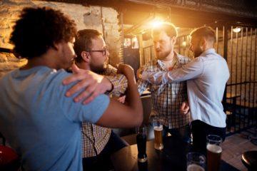 Körperliche Auseinandersetzung – Schadensersatz und Schmerzensgeld für erlittene Verletzungen