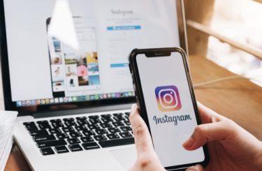 Tap-Tags – Veröffentlichung auf Instagram-Business-Account einer Influencerin