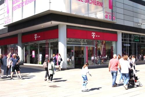 Erteilung Ausnahmegenehmigung für Öffnung Telekom Shop