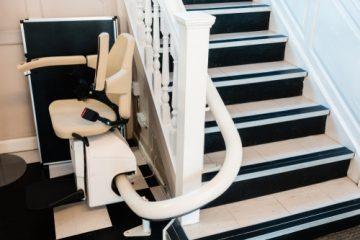 Treppenlift – Lieferung und Montage – Werklieferungsvertrag