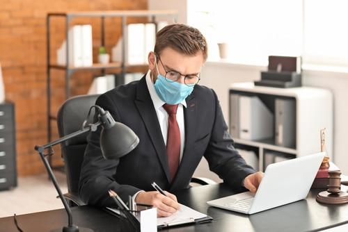 Corona-Pandemie – Befreiung Notartermin