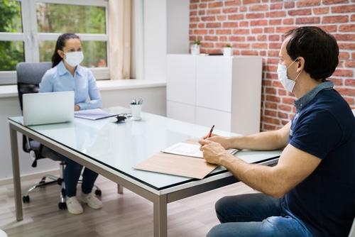 Betreuung - Durchführbarkeit einer Betroffenenanhörung bei Coronapandemie