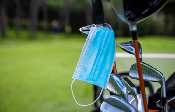 Corona-Pandemie - Verbot Golf-Freizeit- und Amateursportbetriebs öffentlich und privat