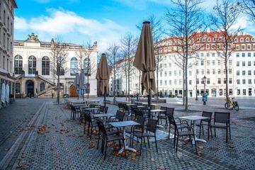 Corona-Pandemie – Keine Öffnung von Geschäften und Märkten in Sachsen