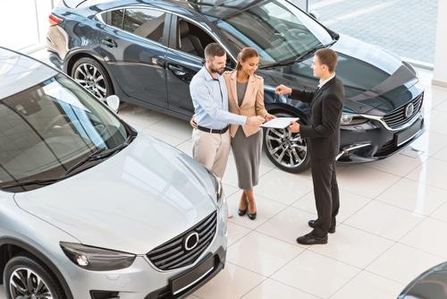 Finanzierter Fahrzeugkaufvertrag