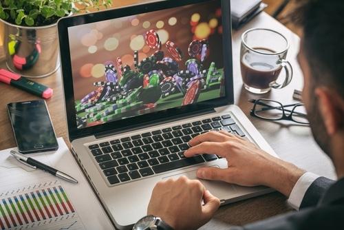 Rückzahlung von Beträgen für Online Glückspiele
