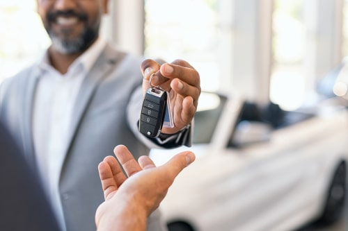Neuwagenkauf durch Unternehmer