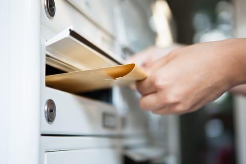 Posthaftung - Schadenersatzanspruch verspätete Zustellung Brief