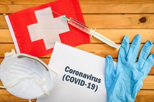 Quarantäneanordnung - Corona-Ansteckungsgefahr - Einreise aus der Schweiz