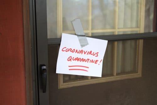 Corona-Pandemie - Befreiung von der Quarantänepflicht