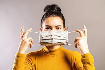 Corona-Pandemie – Verpflichtung zum Tragen Mund-Nasen-Bedeckung