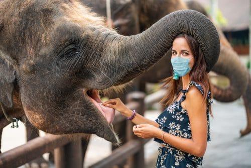 Corona-Pandemie - Schließung von Zoos und Tierparks in Niedersachsen