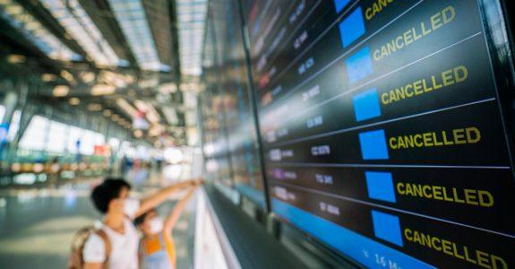 Flugannullierung - Entschädigungsansprüche nach Fluggastrechteverordnung