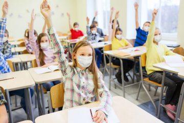 Corona-Pandemie – Verpflichtung zum Tragen Mund-Nasen-Bedeckung für sämtliche Schüler