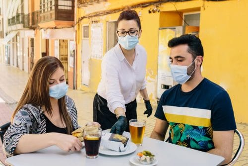Corona-Pandemie - Betriebsverbot gastronomische/der Freizeitgestaltung dienende Einrichtungen