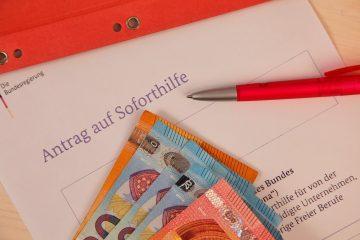 Finanzielle Hilfen nach Soforthilfeprogramm- Pfändbarkeit
