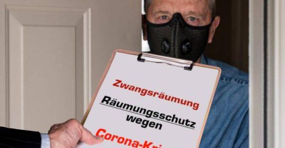Räumungsschutz für zwangsversteigertes Wohngrundstück wegen Corona-Krise