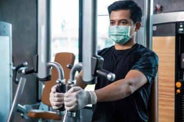 Corona-Pandemie – Verbot des Betriebs von Fitnessstudios