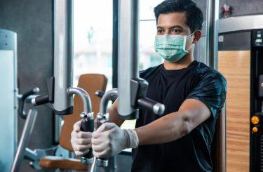 Corona-Pandemie - Verbot des Betriebs von Fitnessstudios