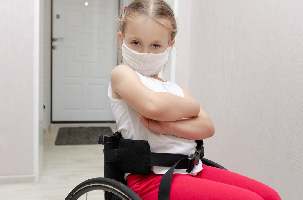Corona-Impfpriorität eines schwerstbehinderten Kindes