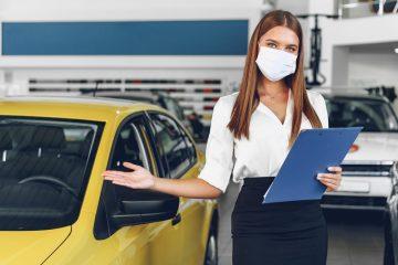 Corona-Pandemie – Betriebsverbot für Autohäuser