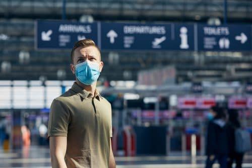 Corona-Pandemie - Quarantäne nach Einreise aus einem außereuropäischen Land