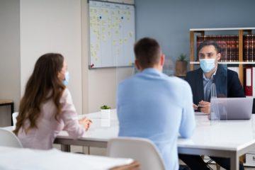 Corona-Pandemie – Ablehnung eines Terminsverlegungsantrags