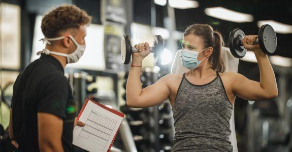 Corona-Pandemie - Zulässigkeit Personal Training als Einzeltraining in geschlossenen Räumen