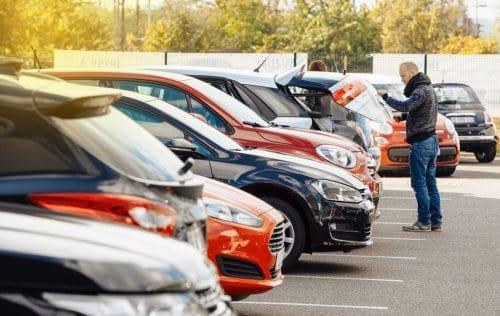 Gebrauchtwagenkauf - Gewährleistungsausschluss beim Kauf von einem Unternehmer