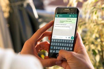 WhatsApp-Chat / Audio-Datei muss vom Gericht nicht wörtlich protokolliert werden