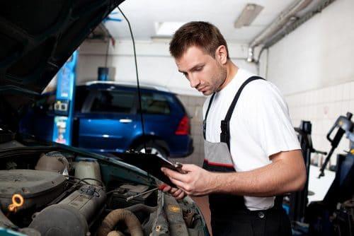 Stilllegung Diesel-Fahrzeug wegen Updateverweigerung
