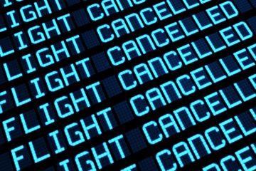 Ausgleichszahlung eines Flugunternehmens nach streikbedingter Annullierung von Flügen