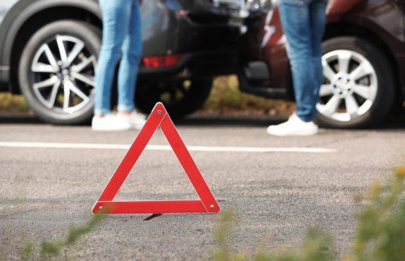 Verkehrsunfall - für ein manipuliertes Unfallgeschehen sprechende Indizien