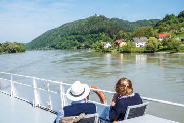 Teilweise Undurchführbarkeit Flusskreuzfahrt bei Niedrigwasser – Reisemangel