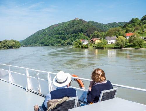 Teilweise Undurchführbarkeit Flusskreuzfahrt bei Niedrigwasser - Reisemangel